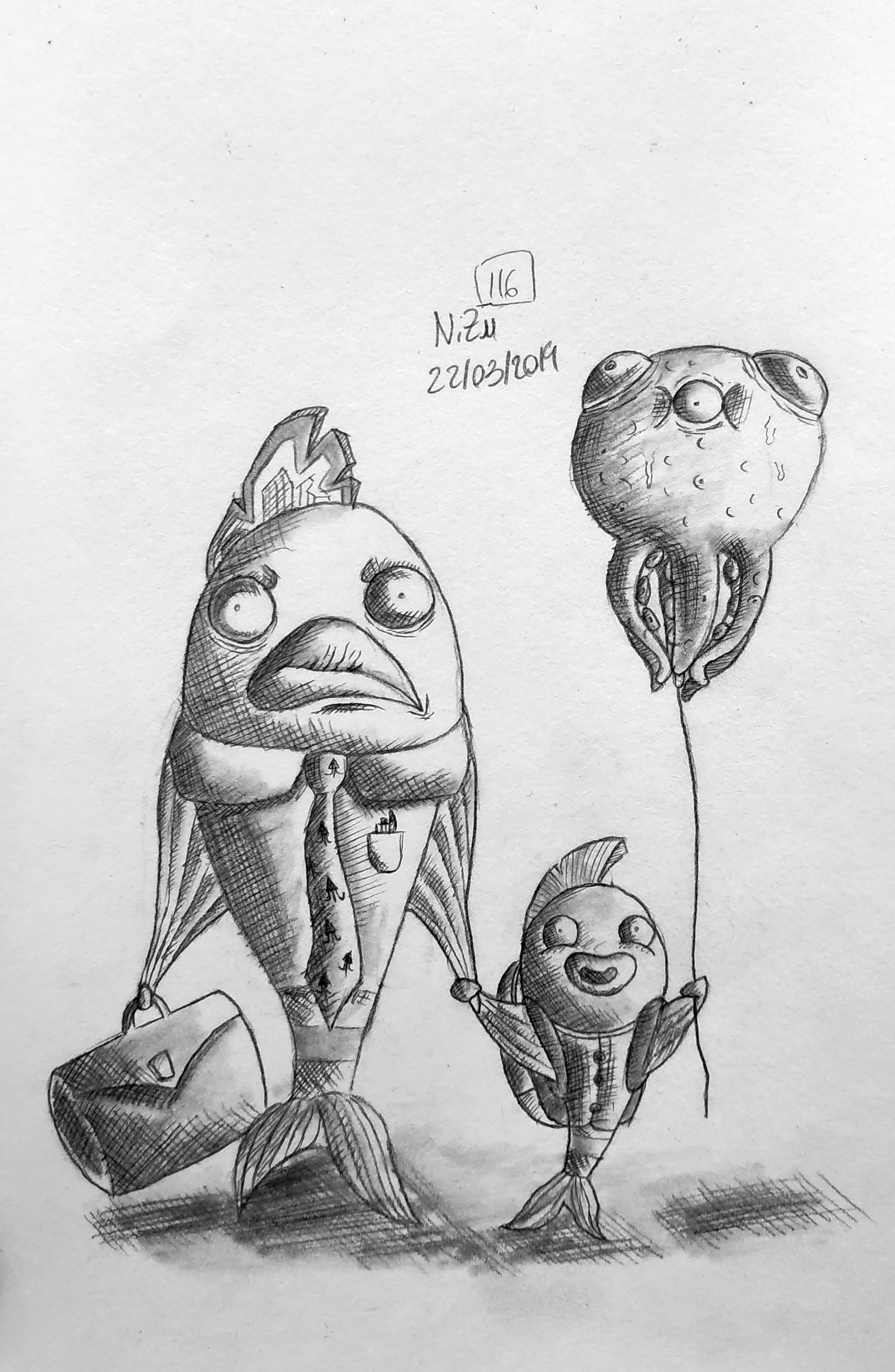 Daily Sketch – 03
